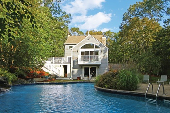 BORDERS SAG HARBOR - EXPANSION PLANS TO 8000 SQ FT HOME INCLUDED