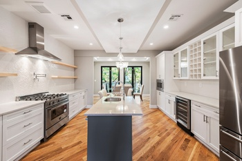 Beautiful, Modern Bed-Stuy  2 Family Townhouse